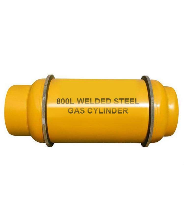 800L Welded Steel Gas Cylinder