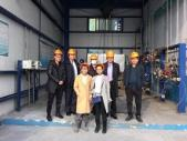 Customers from Japan come to visit our factory