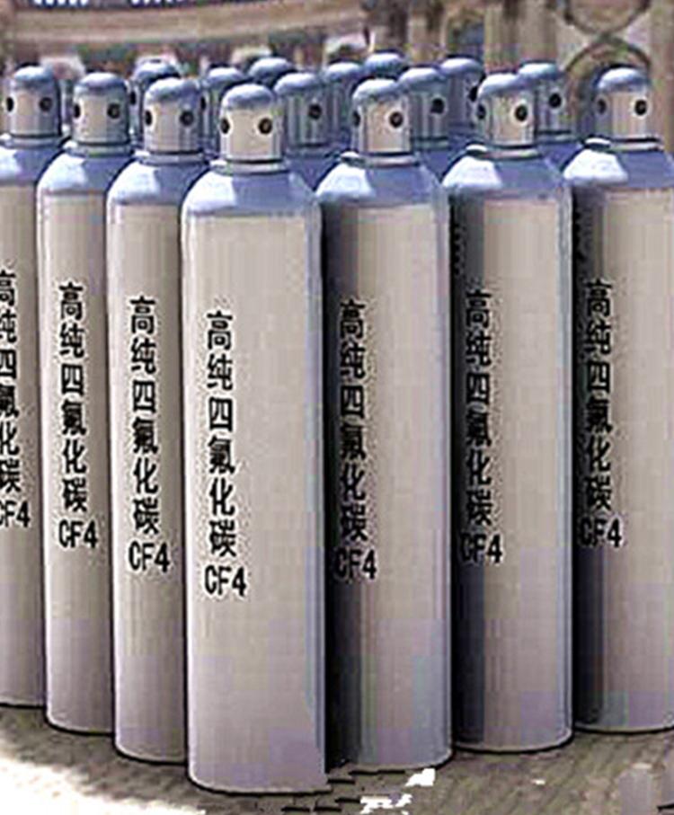 Carbon Tetrafluoride CF4