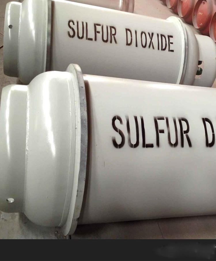 Sulfur Dioxide SO2