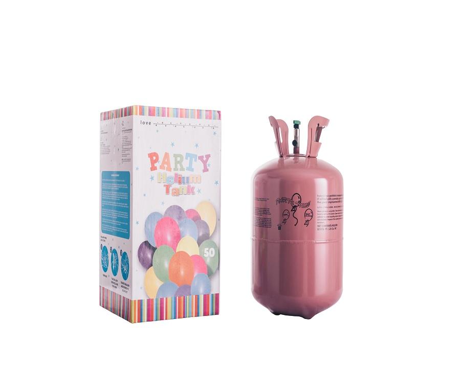 13.4L Helium Gas cylinder