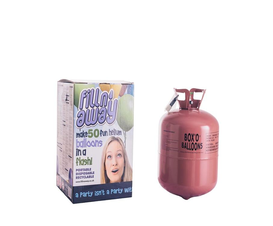 22.3L Helium Gas Cylinder
