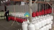 Here are disposable balloons helium gas cylinders